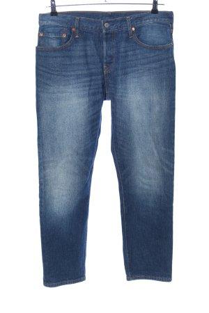 "Levi's Slim jeans ""501 CT"" blauw"