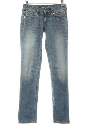 Levi's Jeans slim gris ardoise style décontracté