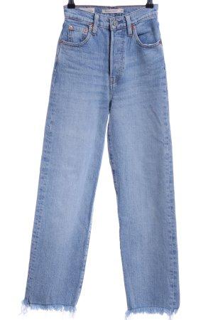 Levi's Jeans slim bleu clair style boyfriend