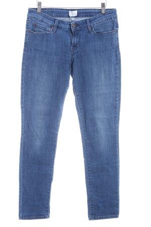 Levi's Jeans slim bleu acier tissu mixte