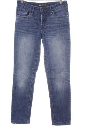 Levi's Jeans slim bleu acier style décontracté