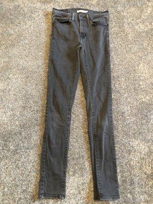 Levi's slimming skinny jeans size 27