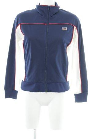 Levi's Sportjacke dunkelblau Casual-Look