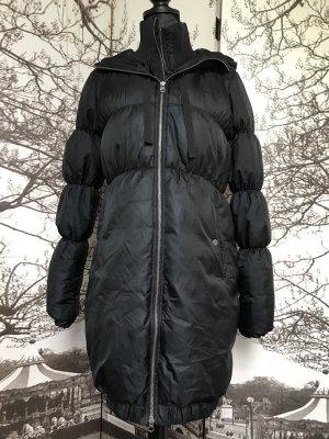 Levi's Pikowany płaszcz czarny