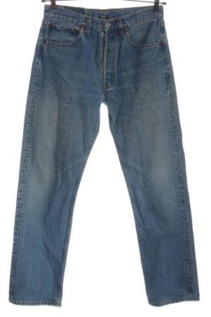 Levi's Jeans a gamba dritta blu stile casual