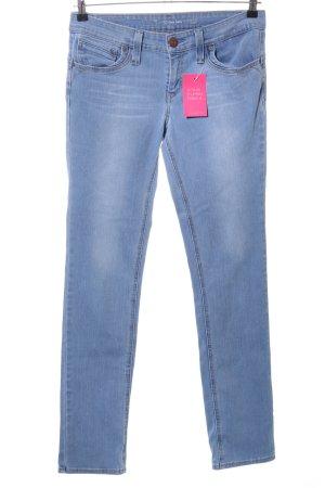 "Levi's Straight-Leg Jeans ""30 Demi Curve"" blau"