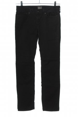 Levi's Straight-Leg Jeans schwarz Casual-Look