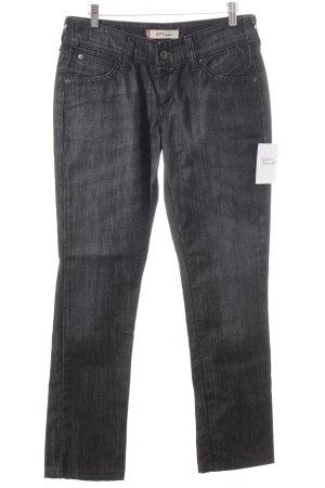 "Levi's Jeansy z prostymi nogawkami ""571"" antracyt"