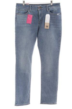 "Levi's Straight-Leg Jeans ""712 Slim"" blassblau"