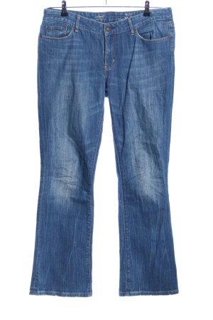 "Levi's Straight-Leg Jeans ""Boot"" blau"