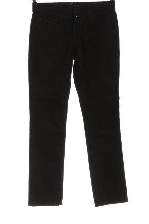 Levi's Jeans coupe-droite noir style décontracté