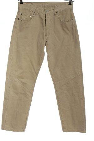 Levi's Dopasowane jeansy w kolorze białej wełny W stylu casual