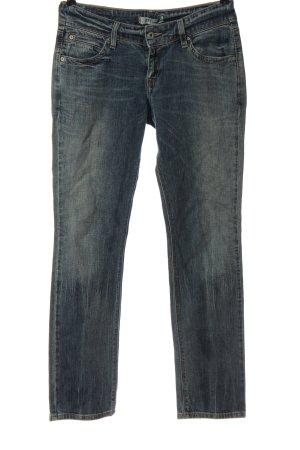 Levi's Jeansy z prostymi nogawkami niebieski W stylu casual