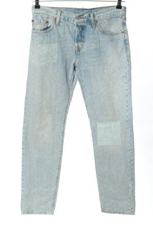 """Levi's Jeansy z prostymi nogawkami """"W-arfa8n"""" niebieski"""