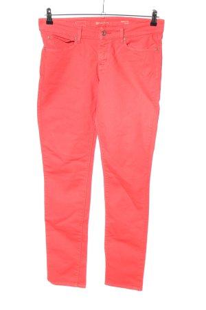 "Levi's Straight-Leg Jeans ""demi curve"" pink"