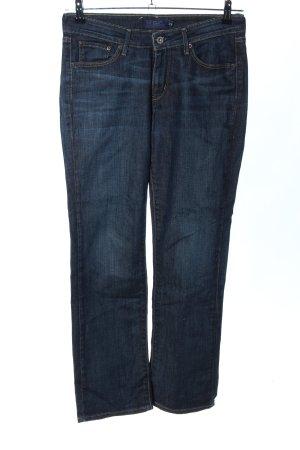 "Levi's Straight-Leg Jeans ""Demi Curve Classic"" blau"