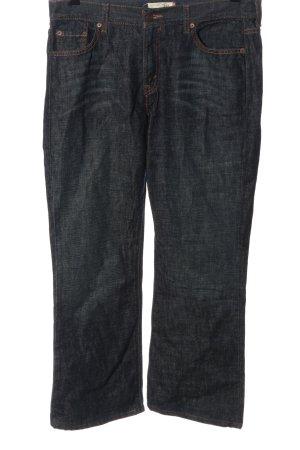 Levi's Jeans 3/4 bleu style décontracté