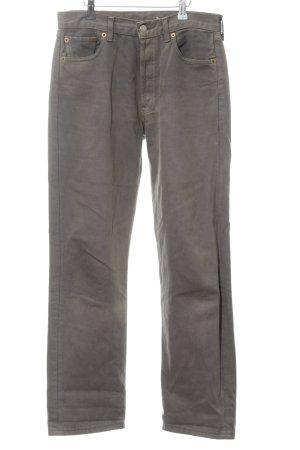 Levi's Jeansy z prostymi nogawkami szary W stylu casual