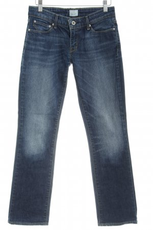 Levi's Straight-Leg Jeans graublau
