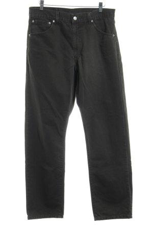 Levi's Straight-Leg Jeans hellbraun Casual-Look