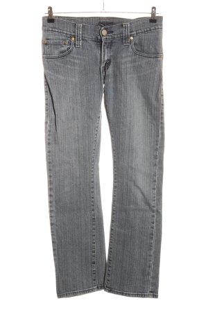"Levi's Straight-Leg Jeans ""Night Blues"" hellgrau"