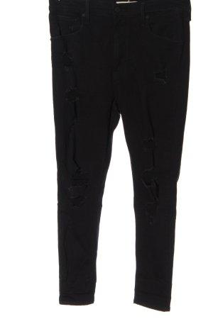 Levi's Jeans elasticizzati nero stile casual