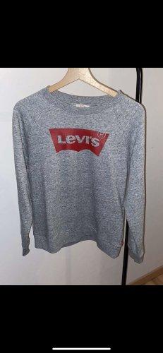 Levi's Felpa grigio-grigio chiaro