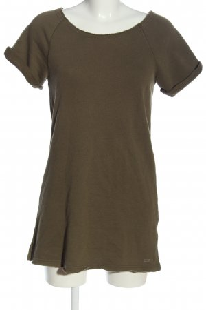 Levi's Sweat Dress brown casual look