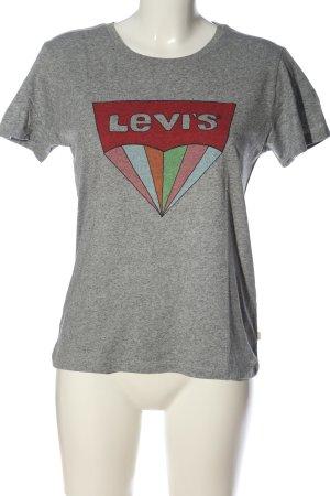 Levi's T-Shirt meliert Casual-Look
