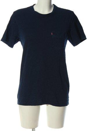 Levi's T-Shirt blau Elegant