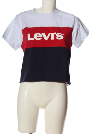 Levi's T-Shirt mehrfarbig Casual-Look