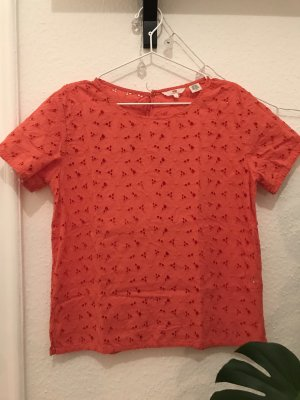 Levi's T-Shirt Blumen Stickerei