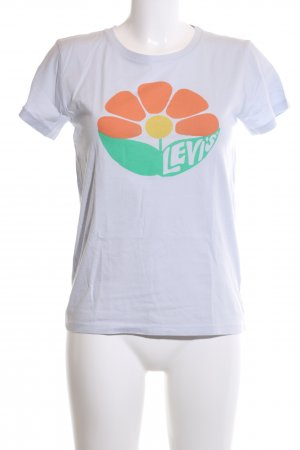 Levi's T-Shirt Motivdruck Casual-Look