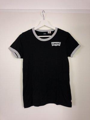 Levi's t-Shirt schwarz/weiß
