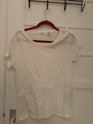 Levi's T Shirt weiß
