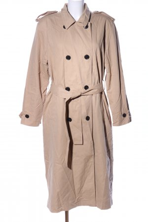 Levi's Trenchcoat wollweiß Casual-Look