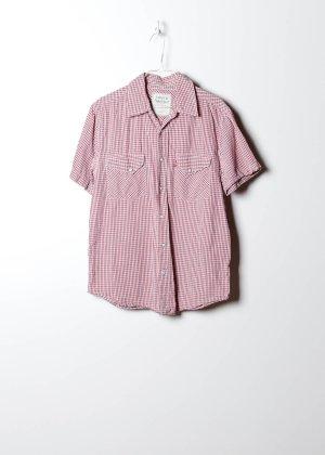 Levis Chemise hawaïenne rouge coton