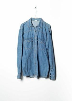 Levis Chemise en jean bleu jean