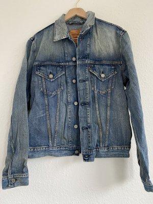 Levi's Vintage Jacke mit Waschung