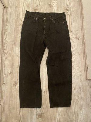 Levi's Baggy Jeans black