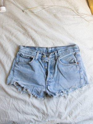 Levi's Vintage Shorts 501 - Gr. 36 - hellblau