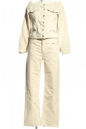 Levi's Woven Twin Set natural white casual look