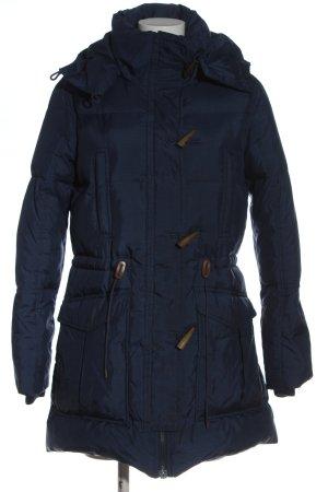 Levi's Winterjacke blau Steppmuster Casual-Look