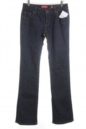 Levi's Boot Cut Jeans multicolored simple style