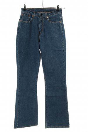 LEVI STRAUSS & CO Boot Cut Jeans blue casual look
