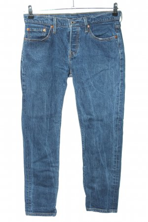 LEVI STRAUSS & CO Carrot Jeans blue casual look