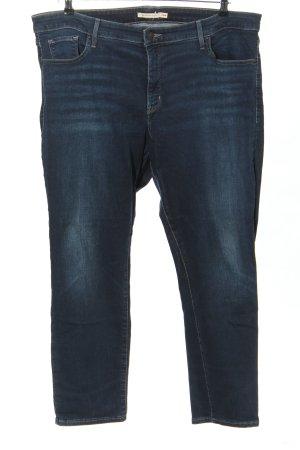 LEVI STRAUSS & CO Jeansy o obcisłym kroju niebieski W stylu casual