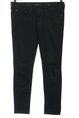 LEVI STRAUSS & CO Skinny Jeans schwarz Casual-Look