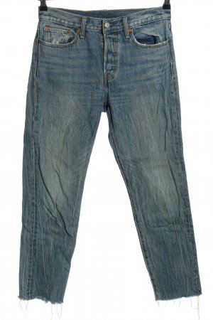 LEVI STRAUSS & CO Slim Jeans blue casual look