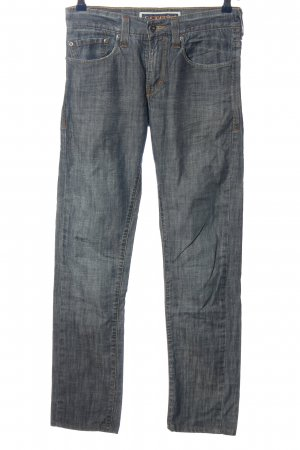 LEVI STRAUSS & CO Straight-Leg Jeans blau Casual-Look